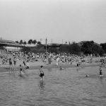 Strandbad Oberkassel 1934