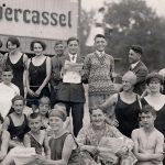 Strandbad Oberkassel 1925