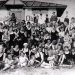 Gruppenbild am Strandbad