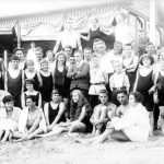 Oberkasseler Strandbad 1925
