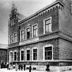 V019 | Kaiserliches Postamt Oberkassel (früher Bauernhof Gottschalk), 1909