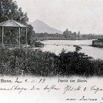 V023 | Badeanstalt an der Fähre, ca. 1900