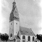 V028 | Die neue evangelische Kirche, 1908