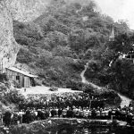 V035 | Aufführung des Naturtheaters am Märchensee, ca. 1923-1925