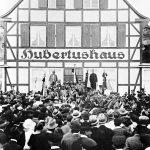 V039 | Einweihung des Hubertushauses, 1924