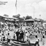 Das alte Oberkasseler Strandbad