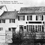 V061 | Gasthof mit Pension zur Wolfsburg, Besitzer Jos. Arenz