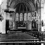 V068 | keine Angabe (Innenansicht der kath. Kirche)