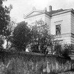 V070 | Haus Maier-Peveling an der Hauptstraße (wurde für die Hauptschule abgerissen)