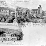 V074 | Ansichtskarte von Oberkassel, ca. 1900