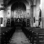 V081 | Innenansicht der katholischen Kirche St. Cäcilia in Oberkassel