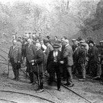 V082 | Steinbruchbesichtigung am Stingenberg, 1928