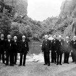 V083 | Mitglieder des Kameradschaftlichen Vereins Oberkassel am Märchensee