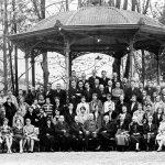 V084 | Ausflug des evangelischen Kirchenchors nach Hennef, 1928