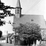V085 | Alte evangelische Kirche an der Hauptstraße
