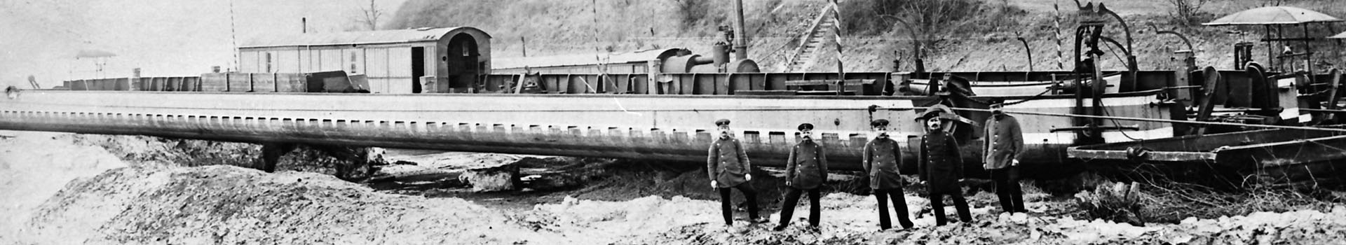 Die Eisenbahnen in Oberkassel
